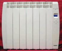 Calefacci n el ctrica siemens calor azul radiadores - Calefaccion electrica o gas ...